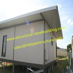 Prefabricated Module Readymade House Lightweight Sandwich Panel Residental Housing Units