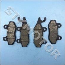 Right-Brake-Pads 500CC Kazuma 500 Quad-Front Atv-Parts Jaguar for Left And