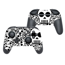 Cover Decal Skin Sticker for Nintend Switch Pro Controller Gamepad Joypad For Nintendo Stickers