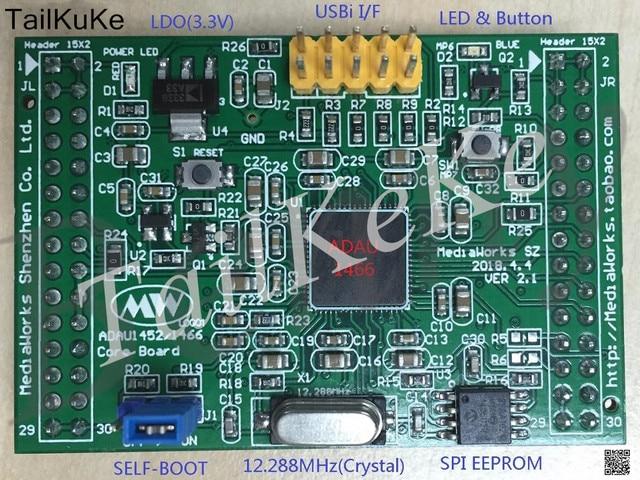 Dsp ADAU1466 Core Board (Nieuwe)