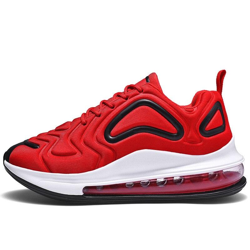 Osiem kolorów męskie buty do biegania poduszka powietrzna para buty sportowe wygodne buty sportowe trampki buty trekkingowe 2020