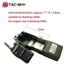 Image 5 - TAC SKY AN / PRC 152 152A military radio walkie talkie model virtual broadcast box, Harris military virtual chassis PRC 152 152a