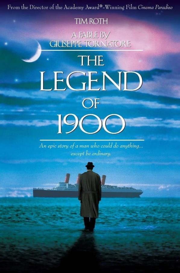 1998[剧情/音乐][海上钢琴师/The Legend of 1900]加长无删减版 百度云高清下载图片 第1张