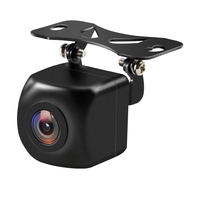 ir led Car Rear View Camera 4 LED Night Vision Reversing Auto Parking Monitor CCD Waterproof Degree IR HD Video Universal Backup Camera (5)