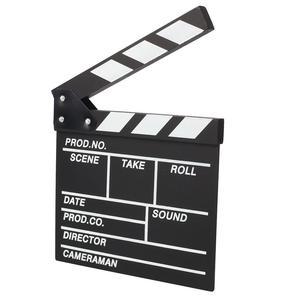 Image 5 - Film Tv Show Cut Actie Houten Film Duig Theater Party Oscar Decoratie Film Klepel Board Fotostudio Film Maken Prop
