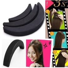 Bun-Maker Braiders Hair-Accessories Clipping-Stick Sponge Styling-Tools Girls Women Fashion