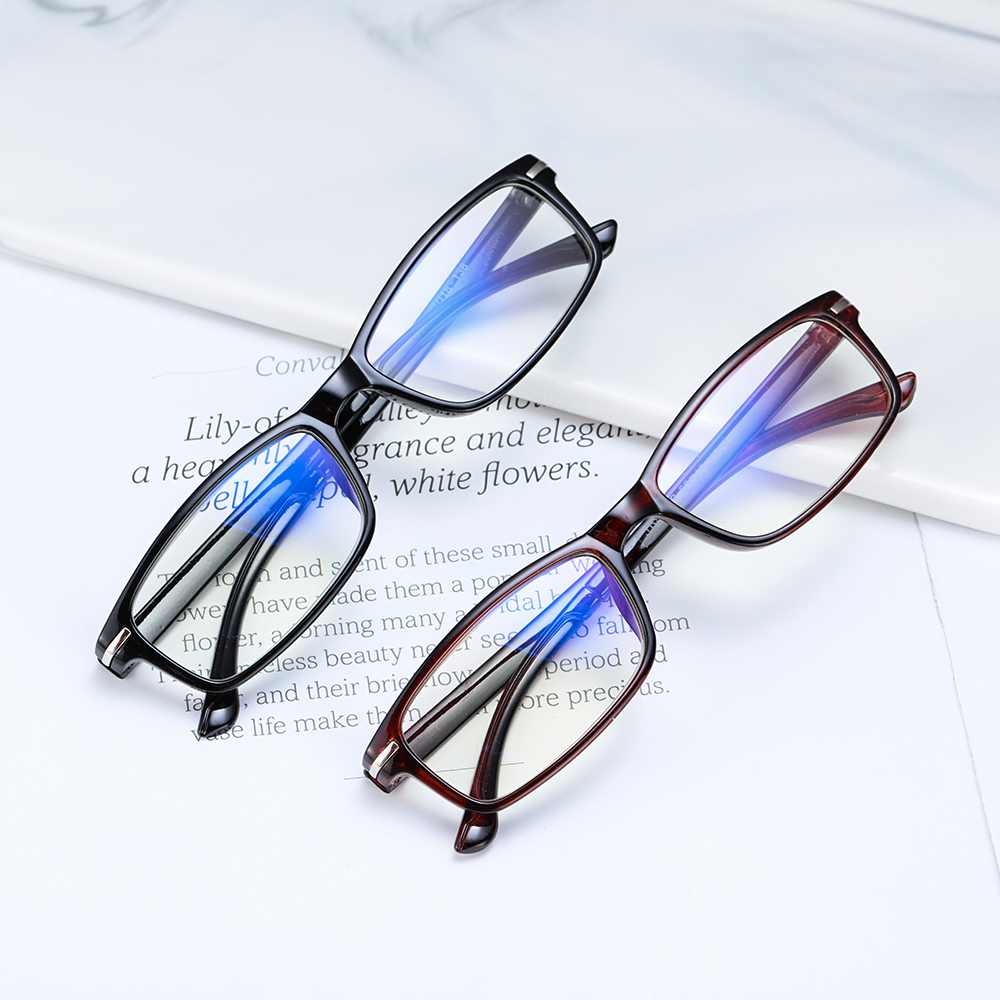 Ultralight Anti Blue-ray Reading Glasses For Men Women Presbyopic Eyeglasses Flexible Hyperopia Eyewear Spectacles +1.0~ +4.0