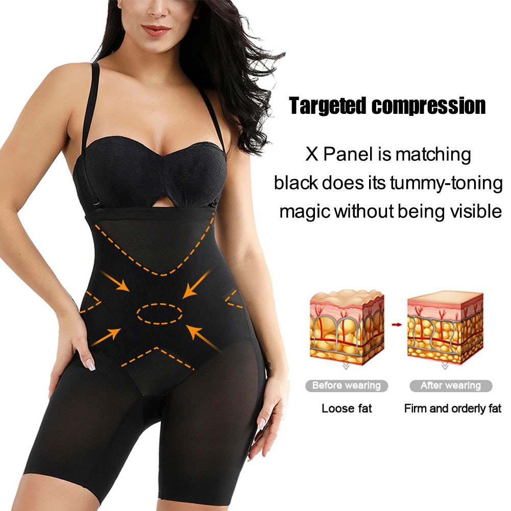 help to flatten your tummy,reduce your waistline and suck your stomach in with moderate compression