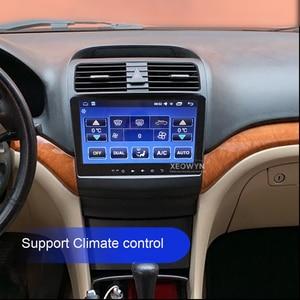 Image 3 - Dahili carplay Android 10.0 octa çekirdekli radyo TSX octa çekirdek 1024*600 araba GPS navigasyon WIFI