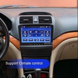 Image 3 - פנימי carplay אנדרואיד 10.0 אוקטה core רדיו עבור TSX אוקטה core 1024*600 רכב ניווט GPS WIFI