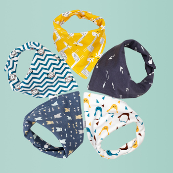 Babies High-Quality Cotton Bibs