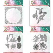 Piggy craft corte de metal morre molde tropics feliz decoração scrapbook papel ofício faca molde lâmina punch stencils morrer