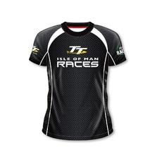 Shirt MOTO Racing Short-Sleeve GP Races TT Summer Men Tees Track Mountain-Course Men's