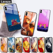WEBBEDEPP Lion King Pumba Hakuna Glass Phone Case for Apple iPhone 11 Pro X XS Max 6 6S 7 8 Plus 5 5S SE