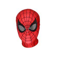 Aranha longe de casa máscara cosplay aranha 3d digital impressão headwear rosto cheio adereços halloween festa máscara