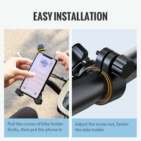 Bicycle Phone Holder for Cell Phone Holder Mount Stand Cellphones & Telecommunications