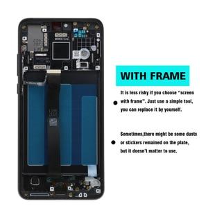 Image 3 - 100% Originele LCD Met Frame Voor Huawei P20 EML L09 EML L22 EML L29 EML AL00 Lcd Touch Screen Digitizer Vergadering Vervangen
