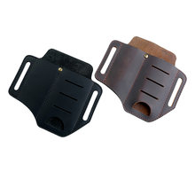 Многофункциональный кожаный чехол для повседневного использования