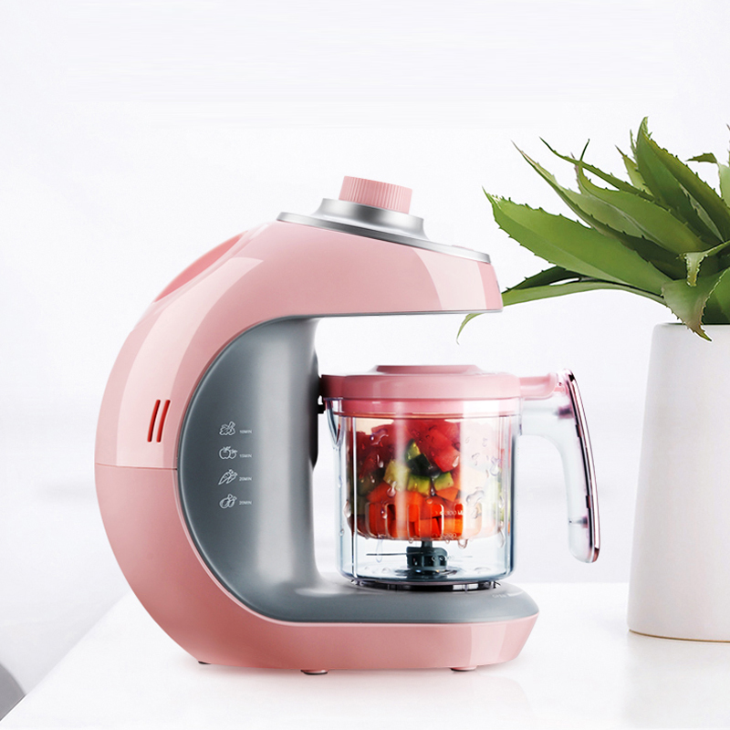 HBB-B0104 baby food cooking machine Multi-function cooking and mixing juice machine Home automatic mud machine Timed cooking