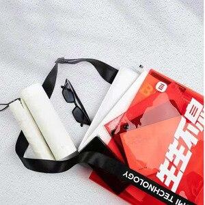 Image 3 - Xiaomi Mi Shoulder Bags Women Men Fashion Backpack Xaomi Multifunctional Sports Leisure Waist Chest Bag Xiomi Travel Outdoor NEW