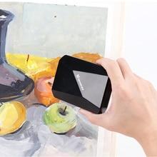 Tenwin MS5700 ワイヤレスカラー空気乾燥機描画ドライヤー学生試験ブロー絵画水彩/ガッシュ速乾性デスクトップミニファン