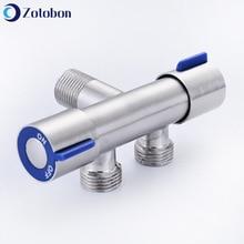 Garden Faucet Bibcock-Tap Washing-Machine Double-Head ZOTOBON H176 Toilet Dual-Use