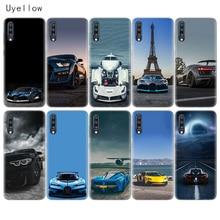 Uyellow Cool Sport Car Design Phone Case For Samsung A10 A20 A30 A40 A50 A60 A70 A80 A20E Cover Galaxy M10 M20 M30 M40 Coque