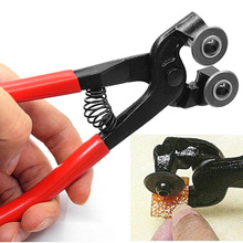 Professional Mosaic round pliers Double Wheel Blades Cutter Nipper for Glass Tile Ceramic Cutting DIY cutting Construction tools