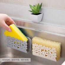Gadgets de cozinha pia sucção banheiro esponjas titular criativo multi-purpose ferramentas de armazenamento de sabão conveniente acessórios de cozinha