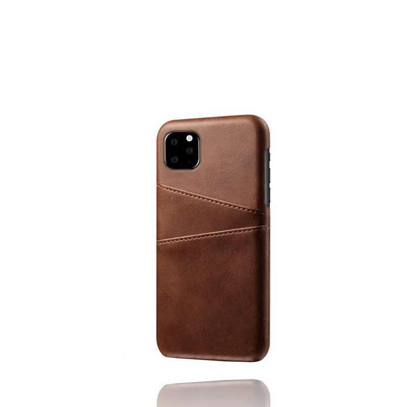 Chính Hãng Bao Da Ví Da Cho iPhone 11 2019 Pro Max Cao Cấp Thẻ Dành Cho iPhone XS MAX XR X CapA