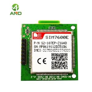 Image 1 - Nouveau module LTE CAT1 SIM7600E mini carte, SIM7600E carte de base de rupture modèle BK SIM7600E 1pc