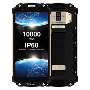 "Image 5 - OUKITEL WP2 10000mAh IP68 Waterproof Dust Shock Proof Mobile Phone Octa Core 4GB 64GB MT6750T 6.0"" 18:9 Fingerprint Smartphone"
