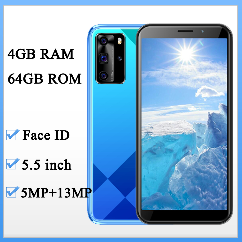 Оригинальный разблокированный смартфон глобальная версия 8A Pro с фронтальной/задней камерой, 5,5 дюйма, 5 Мп + 13 МП, 4 Гб ОЗУ, 64 Гб ПЗУ, функция рас...
