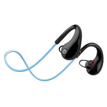 Second Generation Upgrade Sport Bluetooth Headphones Bluetooth 4.1 Wireless Sweat Proof Sport Headphones Stereo Pk Bluedio(China)