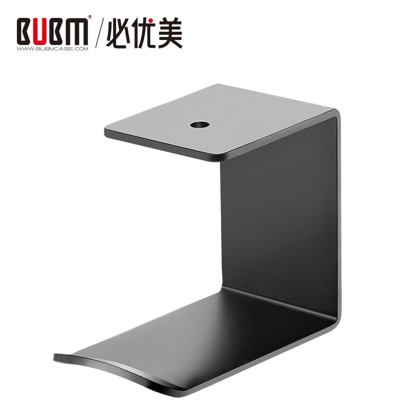 BUBM Earphone Hanger For Headset Stand Wall Hook Aluminium Alloy Rack Holder