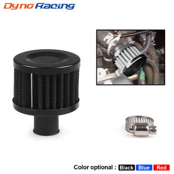 Universal Small 12MM Air Filter Motorcycle Turbo High Flow Racing Cold Air Intake Filter Mushroom Head car accessorie image