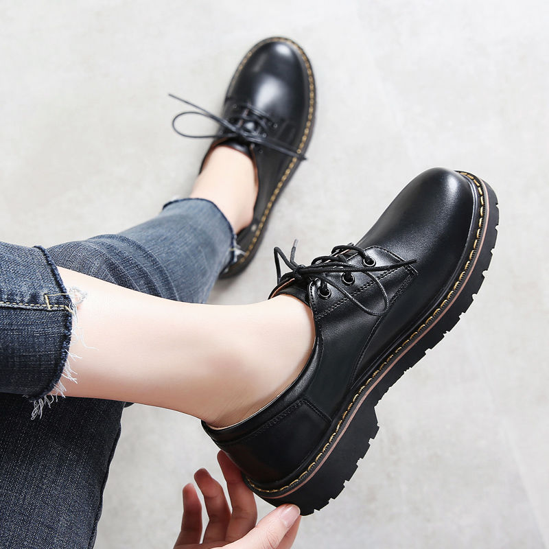 Top Quality Black Lolita Shoes Flats