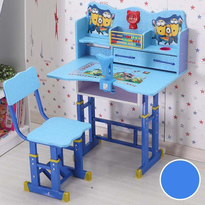 Children And Chair Play Tavolino De Estudio Tavolo Bambini Adjustable Bureau Enfant Mesa Infantil Kinder Study Kids Table