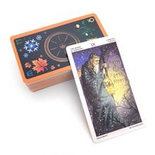 Spanish Tarot. French Tarot.German Tarot  Language Tarot  English Tarot. Tarot Deck 78 Cards  Affectional Divination Fate Game A