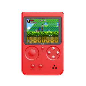 Video Game Console Retro Mini Pocket Handheld Game Player Built-in 2500 Games Best Gift for Child Nostalgic Player