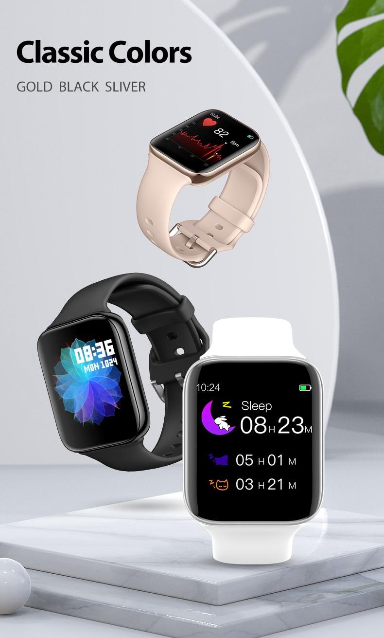 LEMFO S2 Smartwatch 7