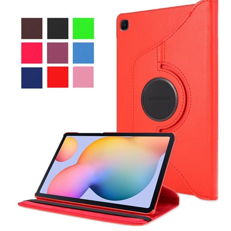 Funda For Samsung Galaxy Tab A 2019 SM-T510 SM-T515 T510 T515 360 Rotating Magnet Cover For Samsung Galaxy Tab A 10 1 2019 Case