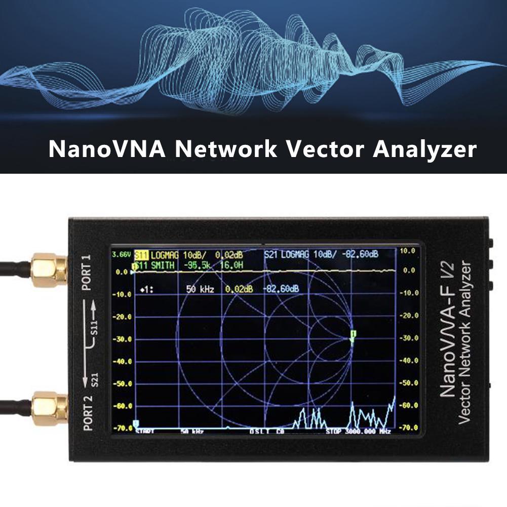 For S-A-A-2 NanoVNA-F V2 Vector ...