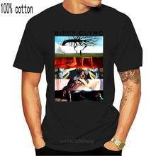 T-shirt officiel BIFFY CLYRO Album blanc Montage Rip toutes les tailles