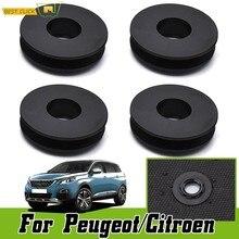 Clips de fixation de tapis de sol pour Peugeot et Citroen, pinces antidérapantes de fixation de tapis, fixation automobile, C5 C4 DS4 5 6