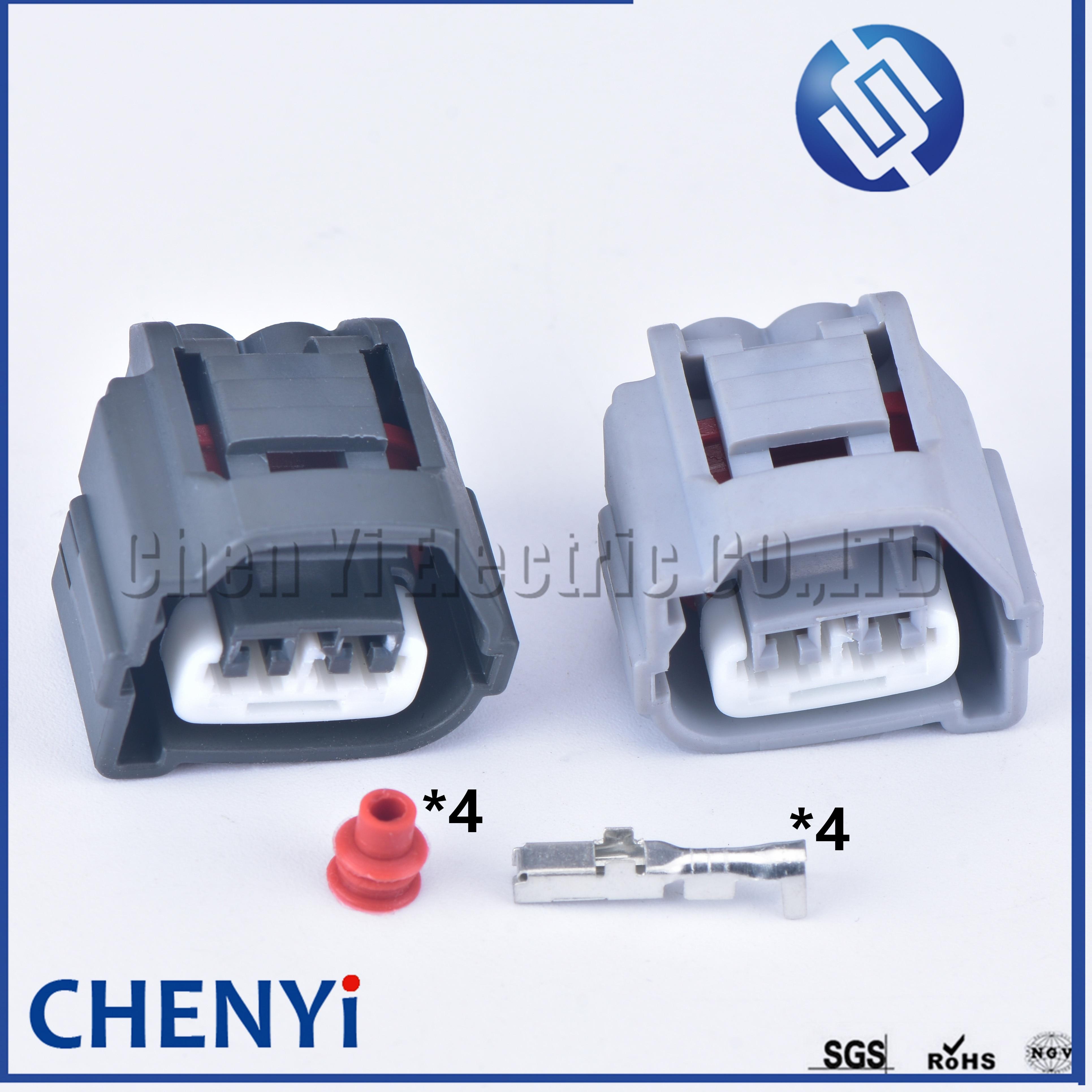 2 conjunto 2 pinos bobina de ignição conector plugue cabo chicote de fios para hyundai accent 1.6l elantra j3 toyota kia 90980-10901 90980-10899