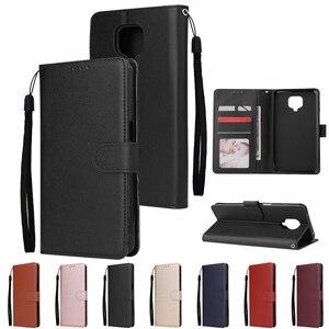 Leather Case for Xiaomi Redmi Note 9 9S 8T 8 7 6 5 4 Pro Max 9 9A 8 8A 7A 6A 5A 4X 5 Plus Funda Pocophone F1 Flip Wallet Coque