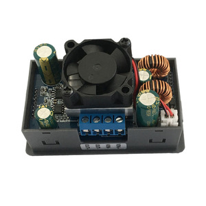 Image 4 - XYS3580 DC DC Buck Boost CC CV 0.6 36V 5A Power Module 5V 12V 24V Adjustable Regulated laboratory power supply variable