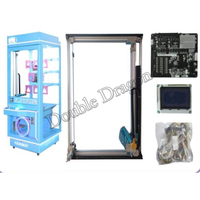 Diy Kit PCB Main Board Motherboard Lift Gantry Cables Display Screen Assembly for Key Master Prize Gift Vending Machine