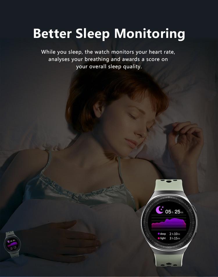 Hb76fbd1fe6b549f2996943b5c85c64c6s MT3 Smart Watch Men Women Music Play 8G Memory Bluetooth Call Heart Rate Fitness Health Tracker Sport Waterproof Smartwatch